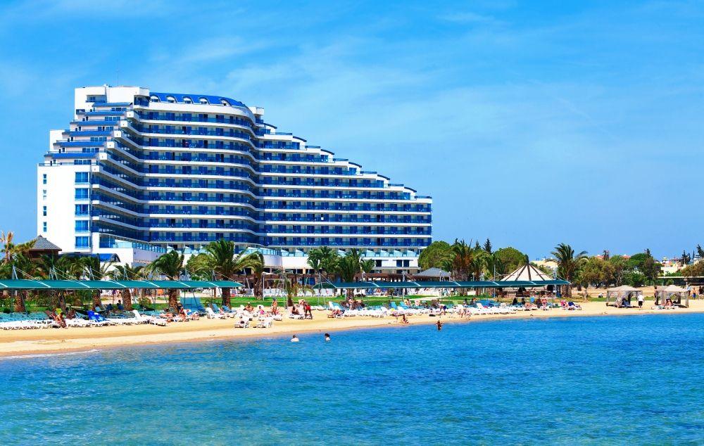 хотел Venosa Beach Resort 5* - автобус 7 нощувки 24h ALL от 499лв
